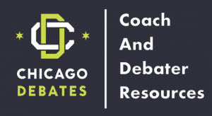 Chicago Debates: Resources